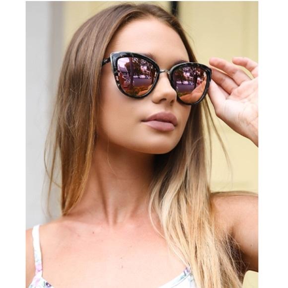 0f9d3b70812 New QUAY My Girl Sunglasses Tortoise and Pink